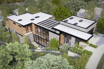 High-End Contempory view revised