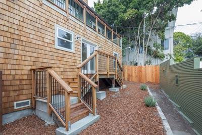Urban Craftsman Townhomes external 3