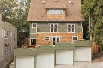 Urban Craftsman Townhomes 1