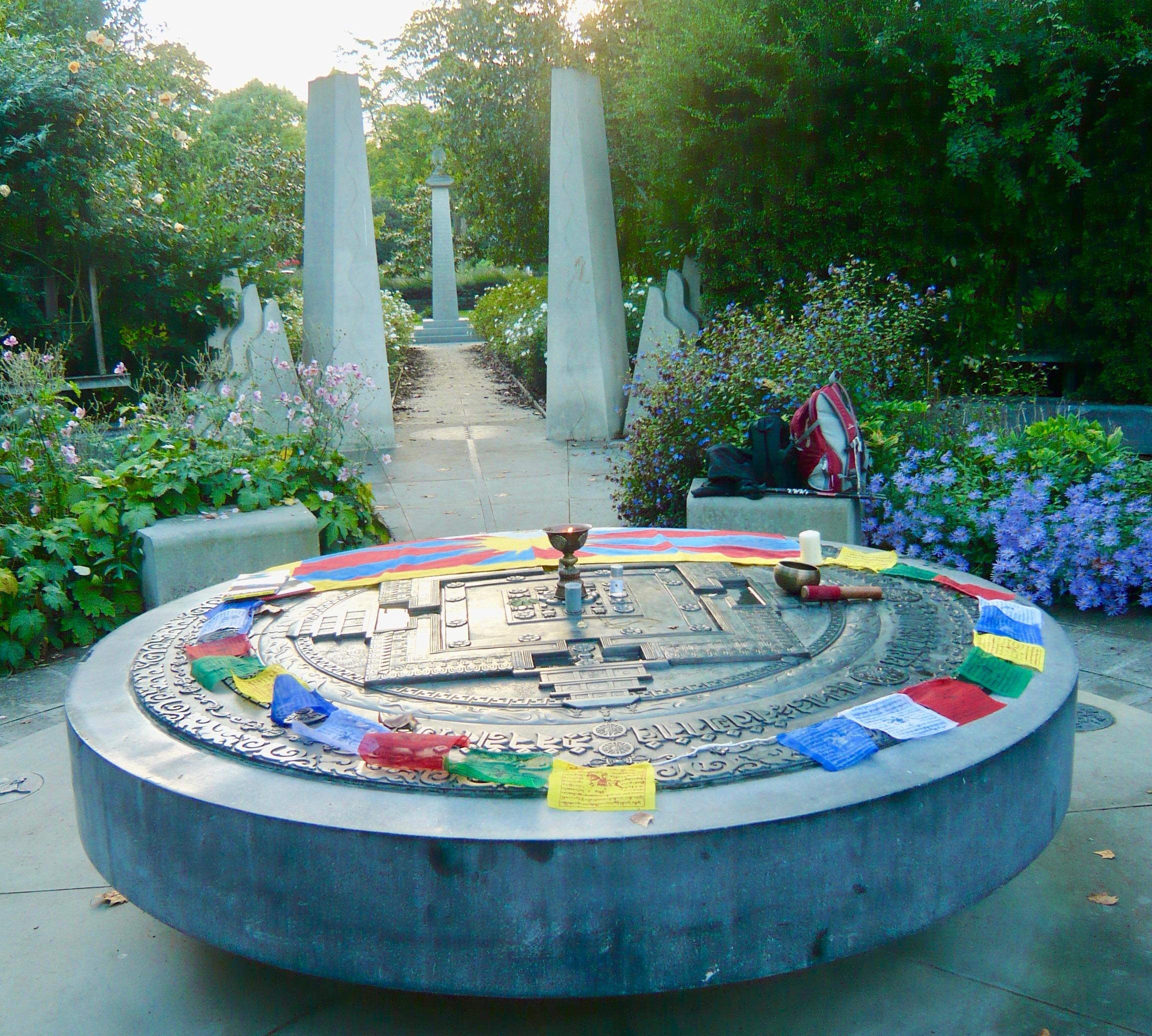 Tibetan Peace Garden