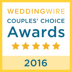 Wedding Wire Awards 2016
