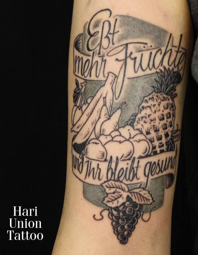 Eßt mehr Früchte