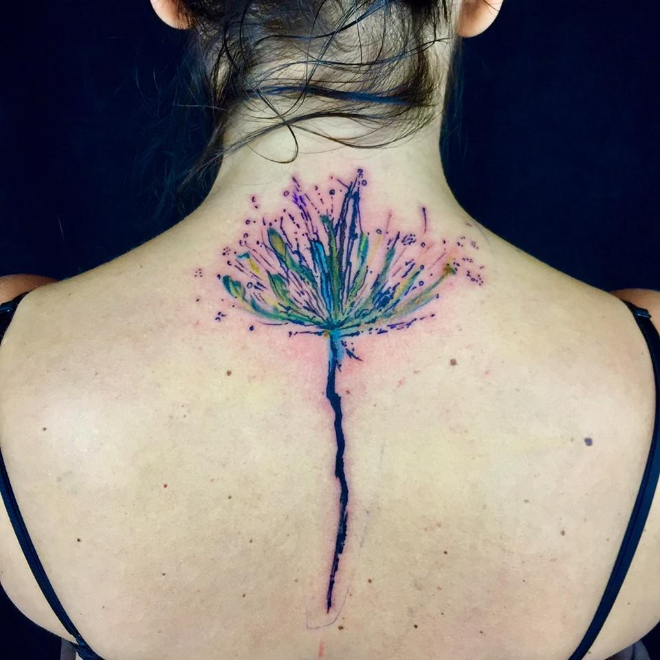 Flower abstrakt