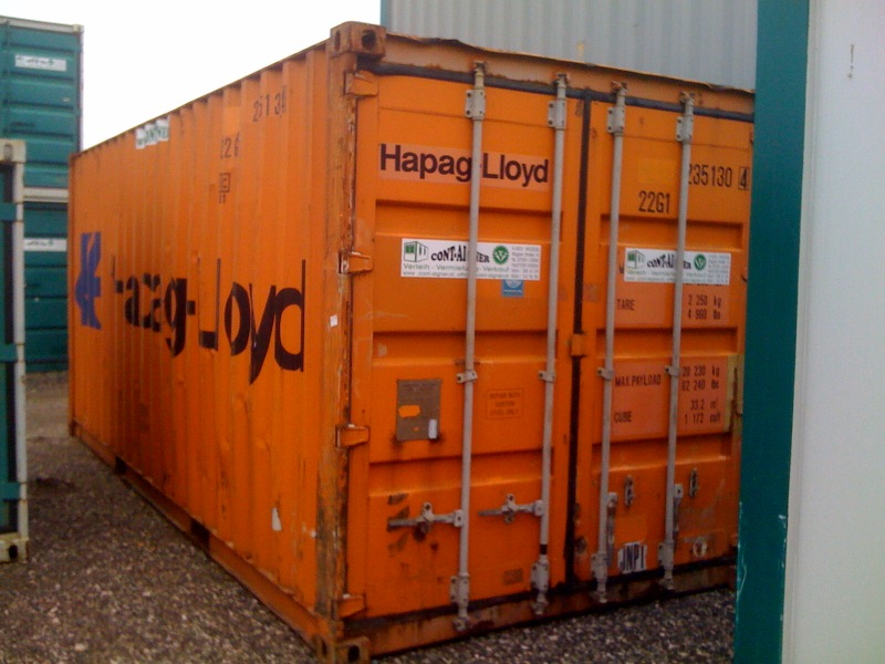 Container - Cont Aigner - Container aller Art - Steyr
