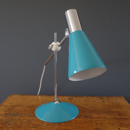 1950's Helo desk lamp