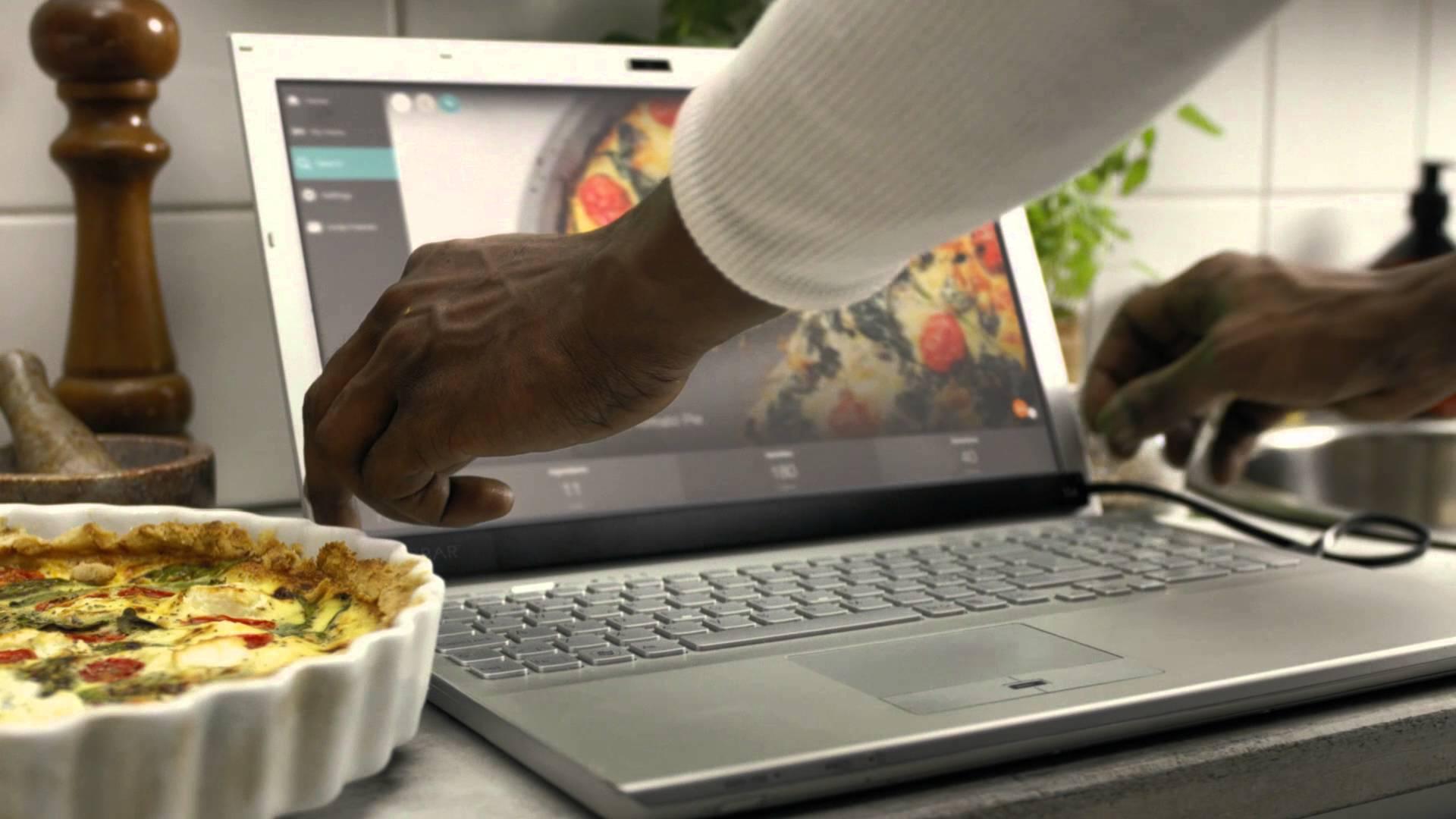Как сделать экран на ноутбуке сенсорным