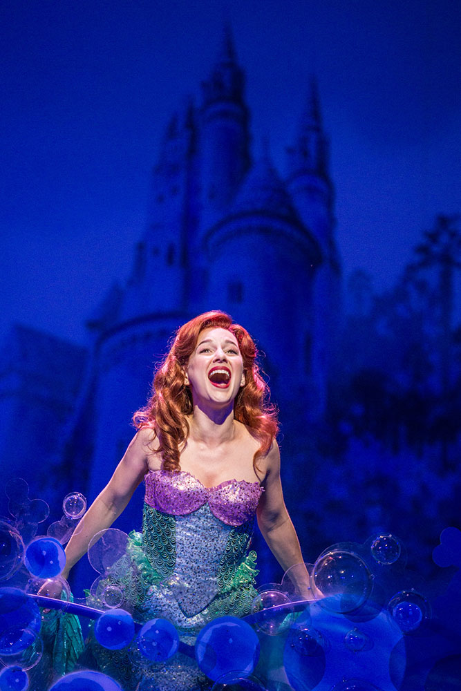 The Little Mermaid musical  Wikipedia