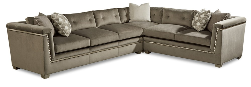 Morrissey Mani sectional Sofa Overview 1