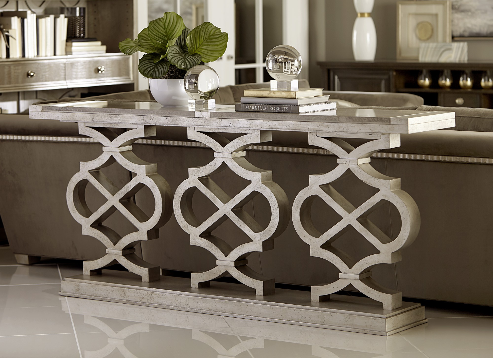 Morrissey Hillier Console Table Overview 2