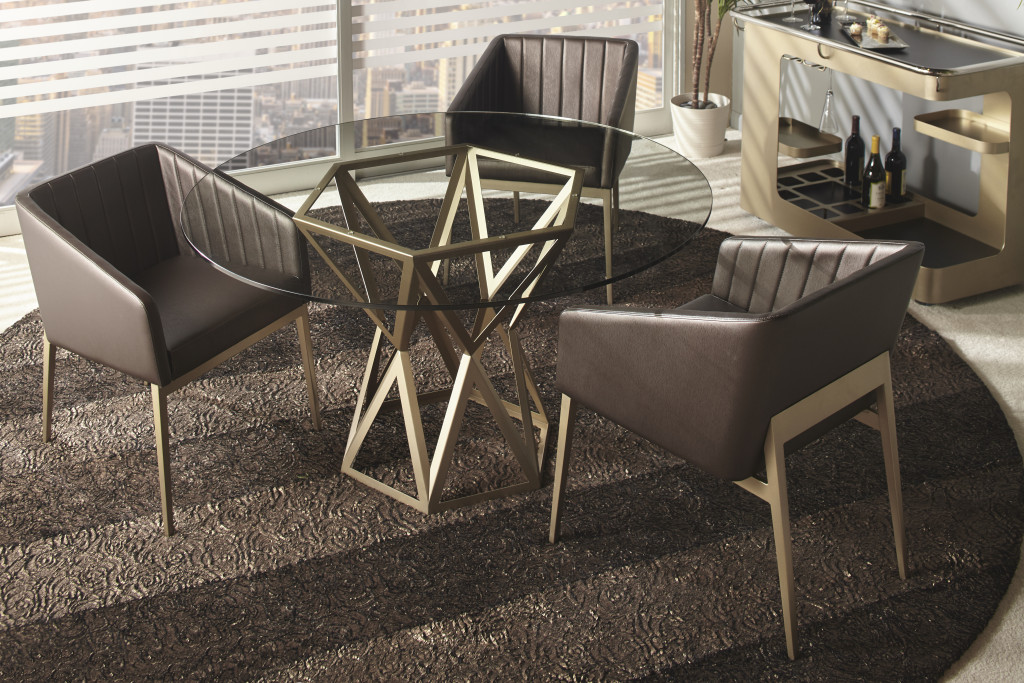 Icon Kitchen Dining Table and Chairs Set 2