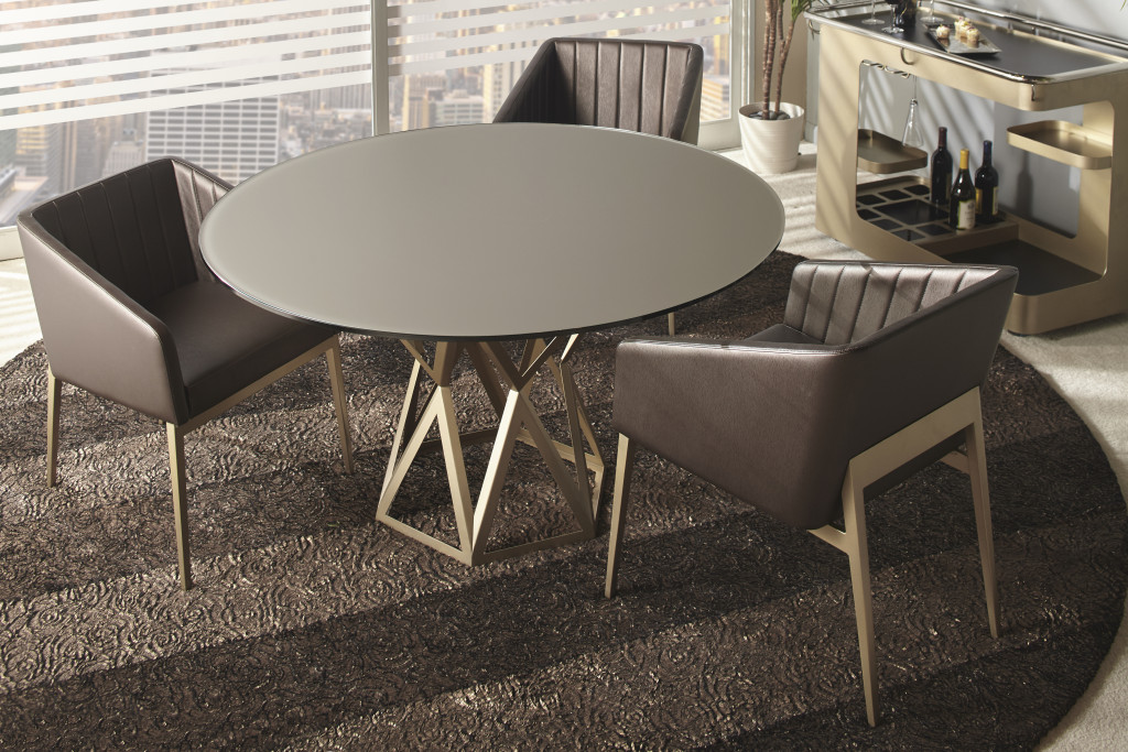 Icon Kitchen Dining Table and Chairs Set 1