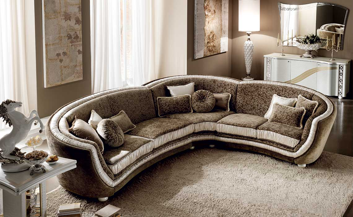 Mirò Living Room corner sofa