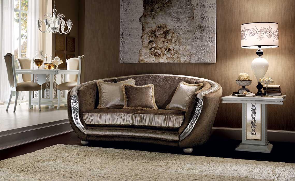 Mirò Living Room two seat sofa