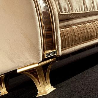 Rossini Living room Sofa Frontal