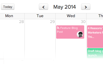 Add task types in the Brightpod Calendar