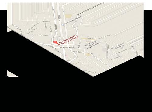 tela google maps