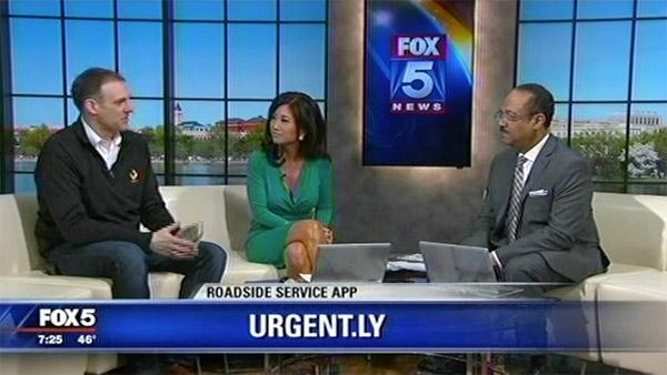 Image of Chris Spanos on FOX News