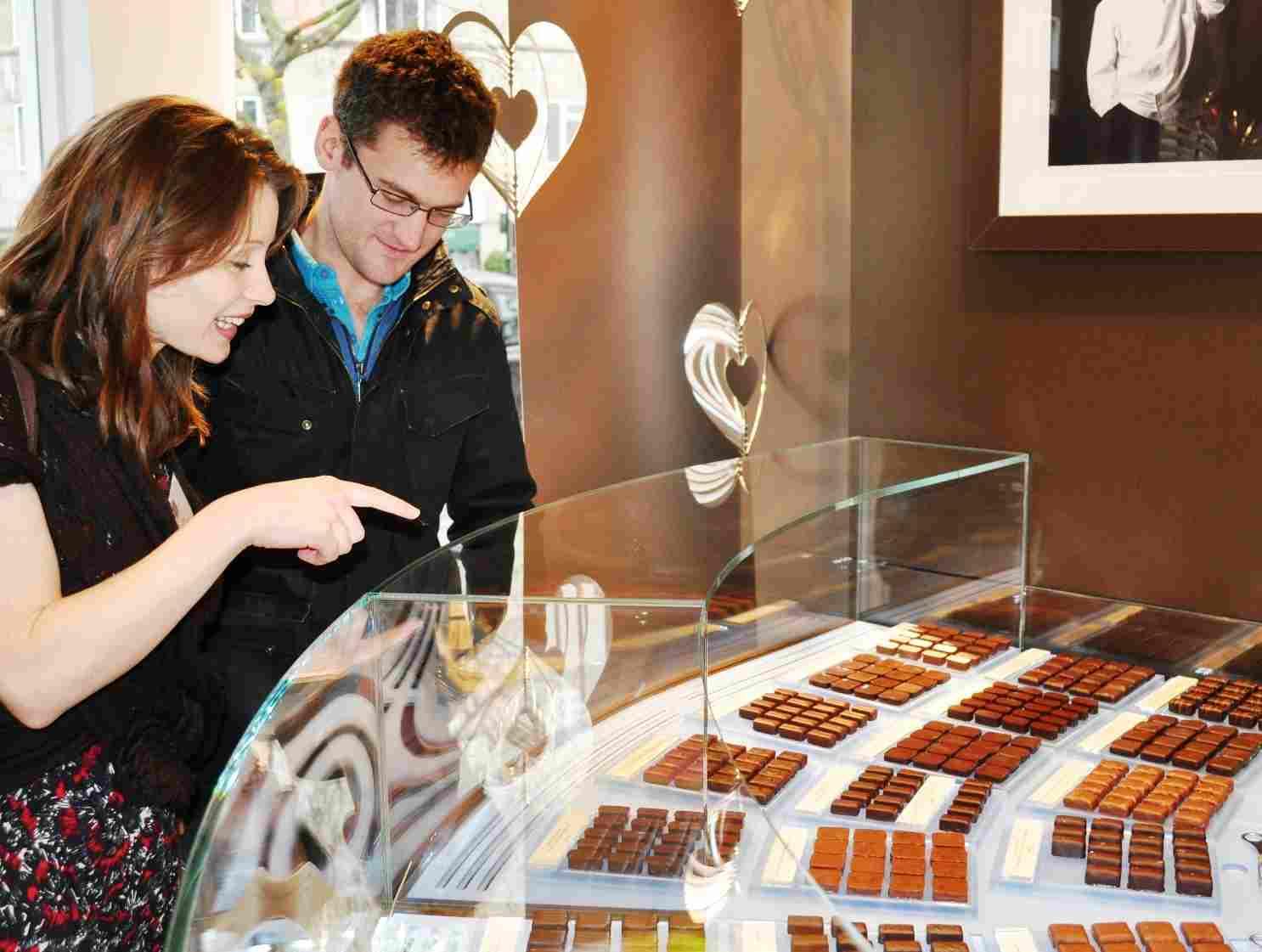 Chocolate Ecstasy Tour Chelsea Tour