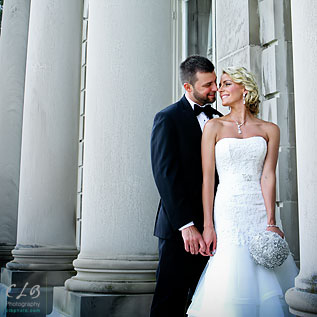 Monmouth University - high end wedding photography