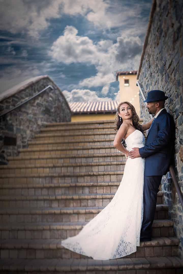 TPC Valencia Wedding Photos