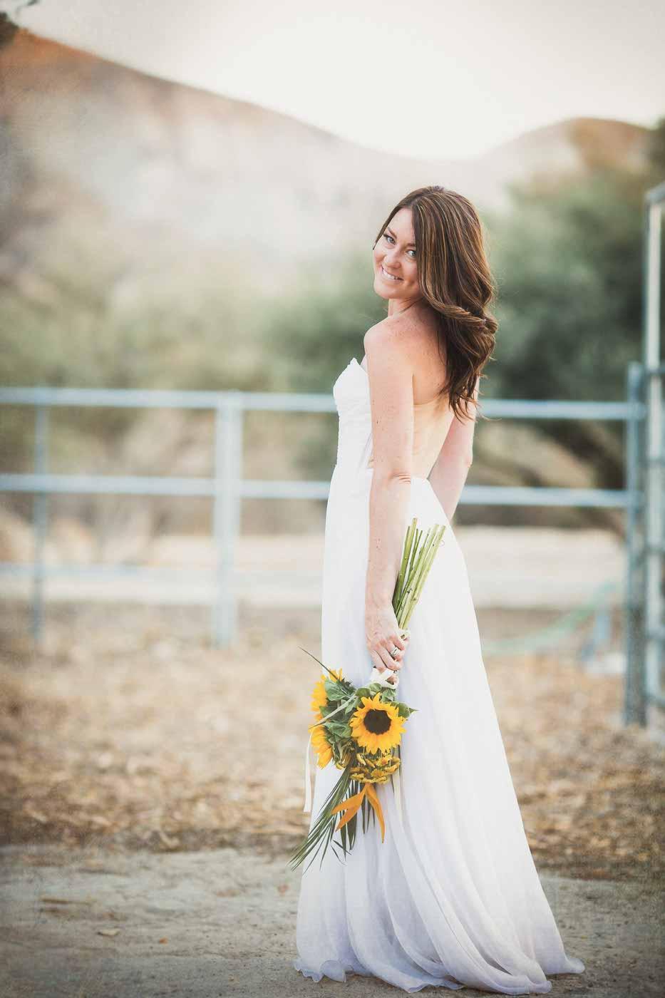 Country Style Wedding Photos
