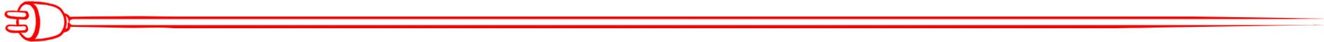 Strom vergleichen - Kapiteltrenner rotes Stromkabel links