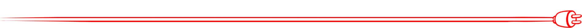Strom vergleichen - Kapiteltrenner rotes Stromkabel rechts