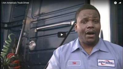 National Truck Driver Week