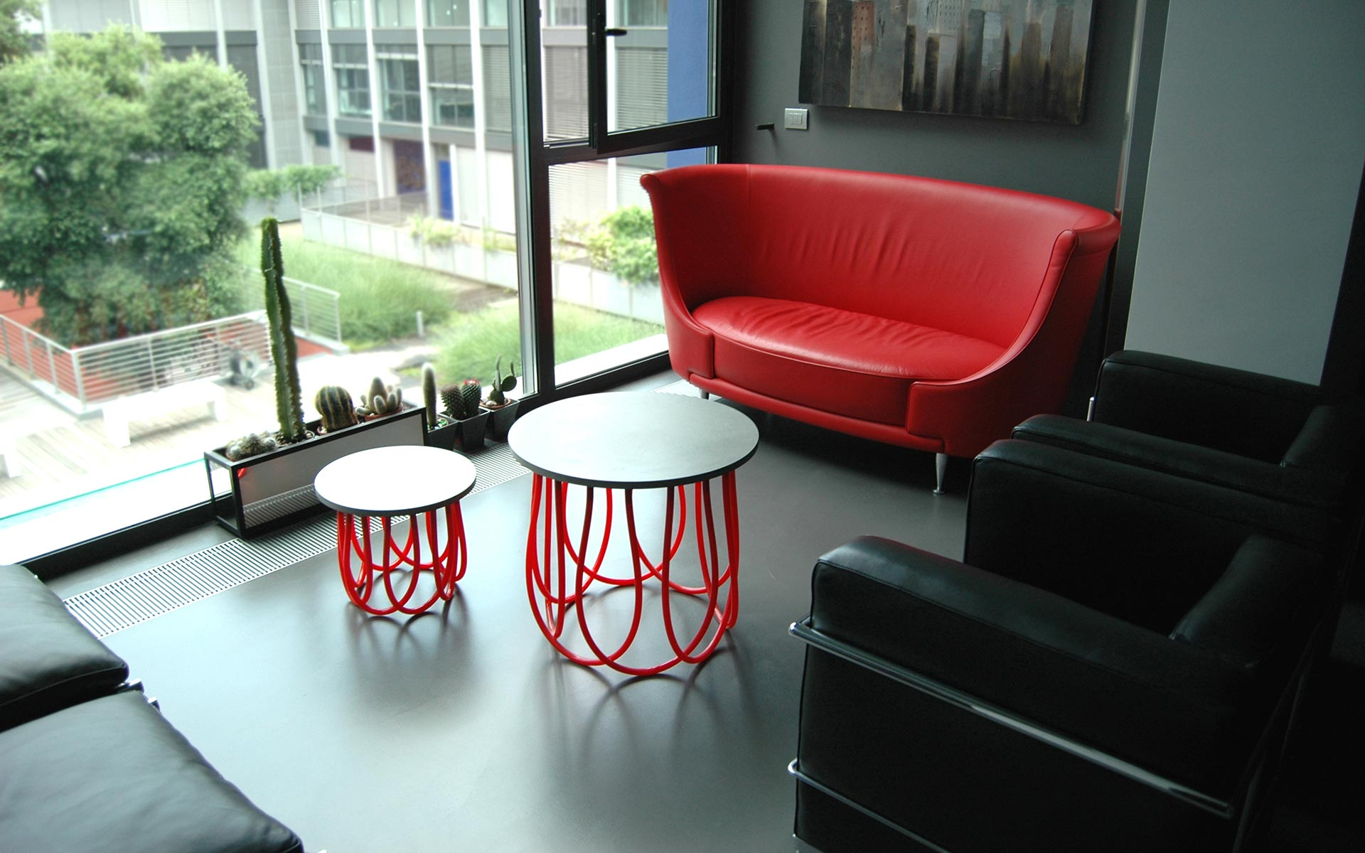Marta stool and table by Izmade - http://www.izmade.com
