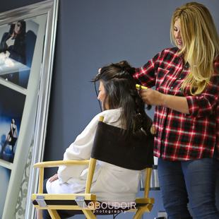 Boudoir-photo-on-shoot-NJ-Boudoir-Studio-loboudoir-photography