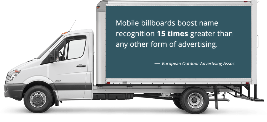 truck advertiseing fact