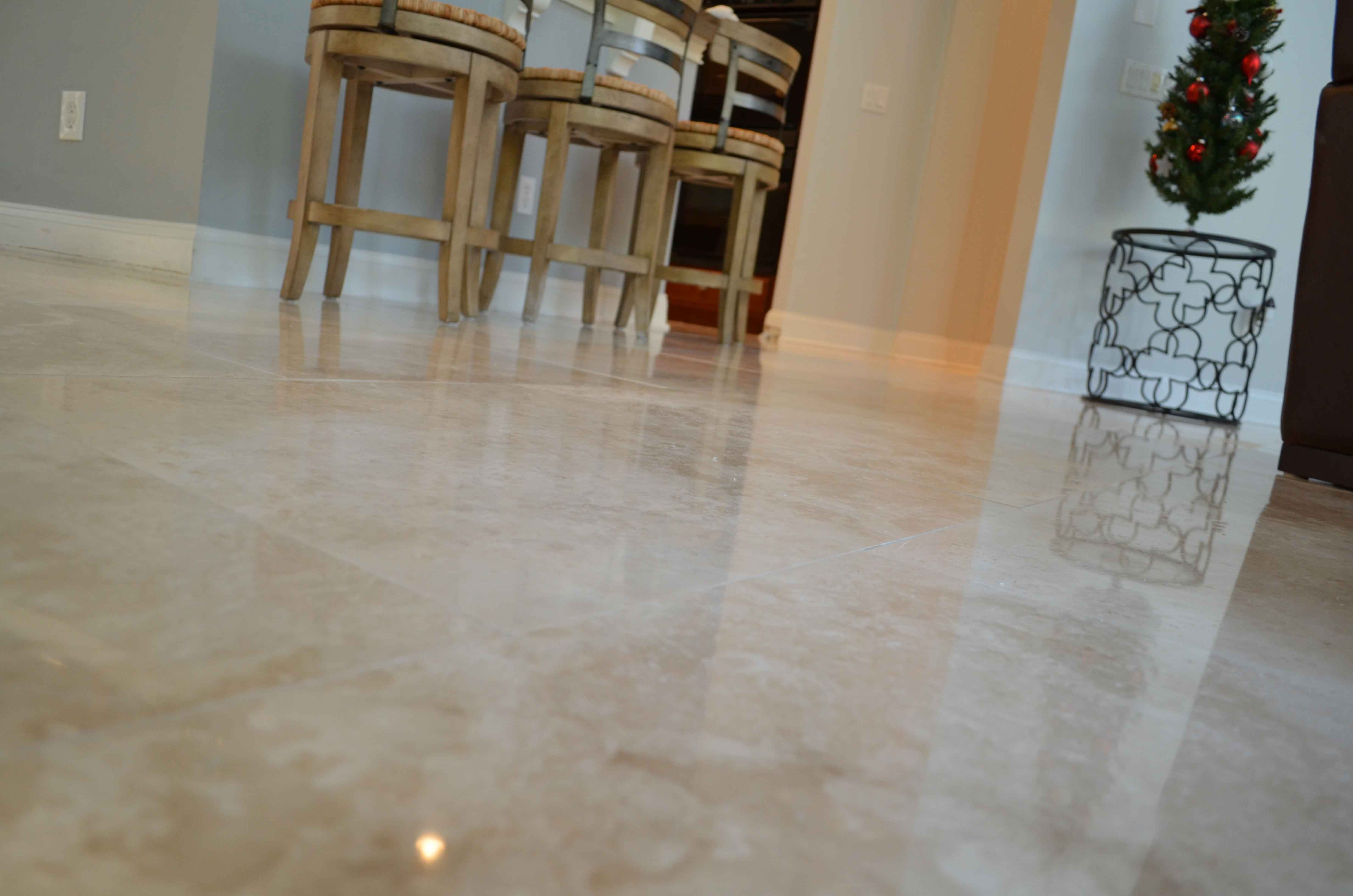 Travertine Polishing Jacksonville