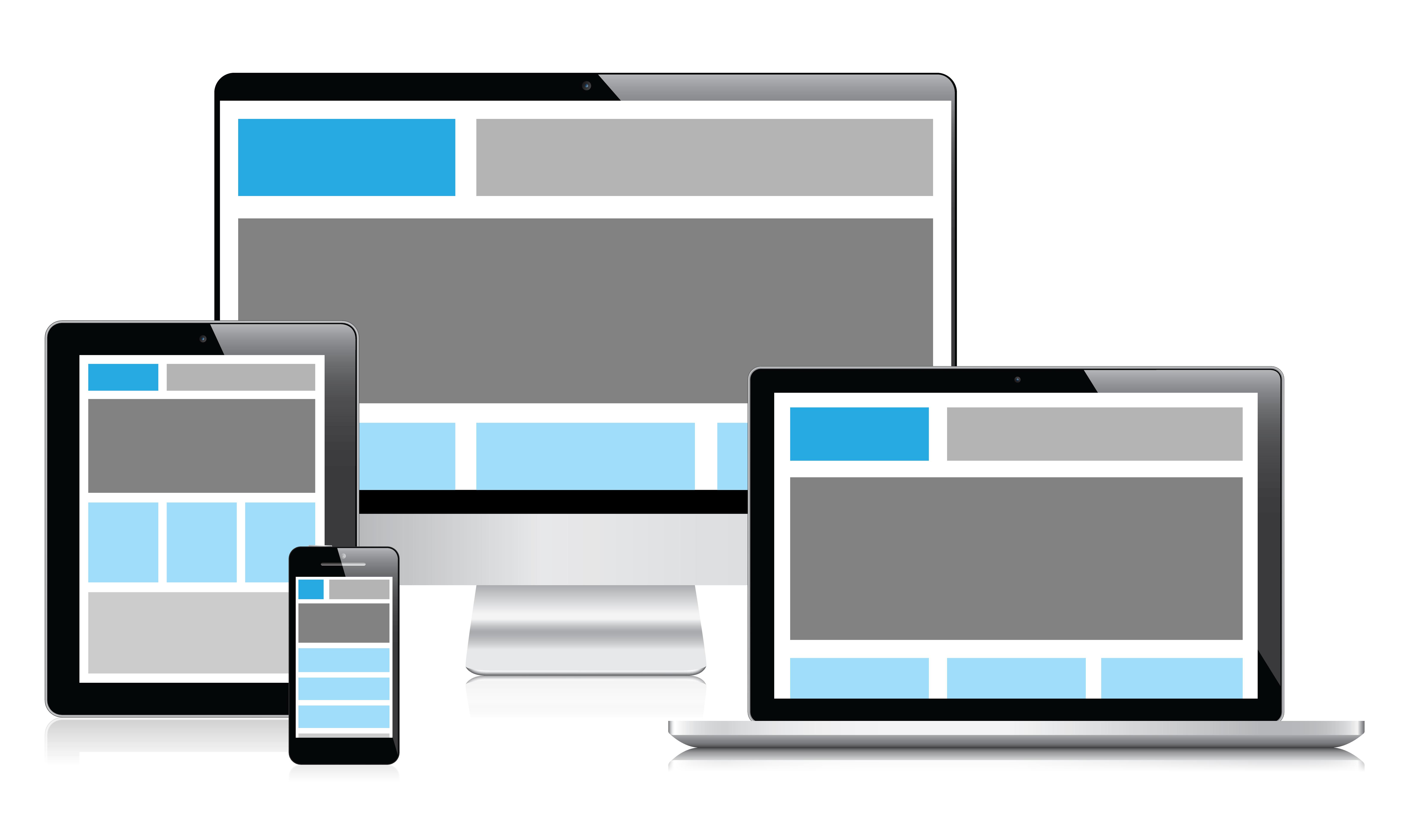 Responsive website design | Yamhill County Oregon