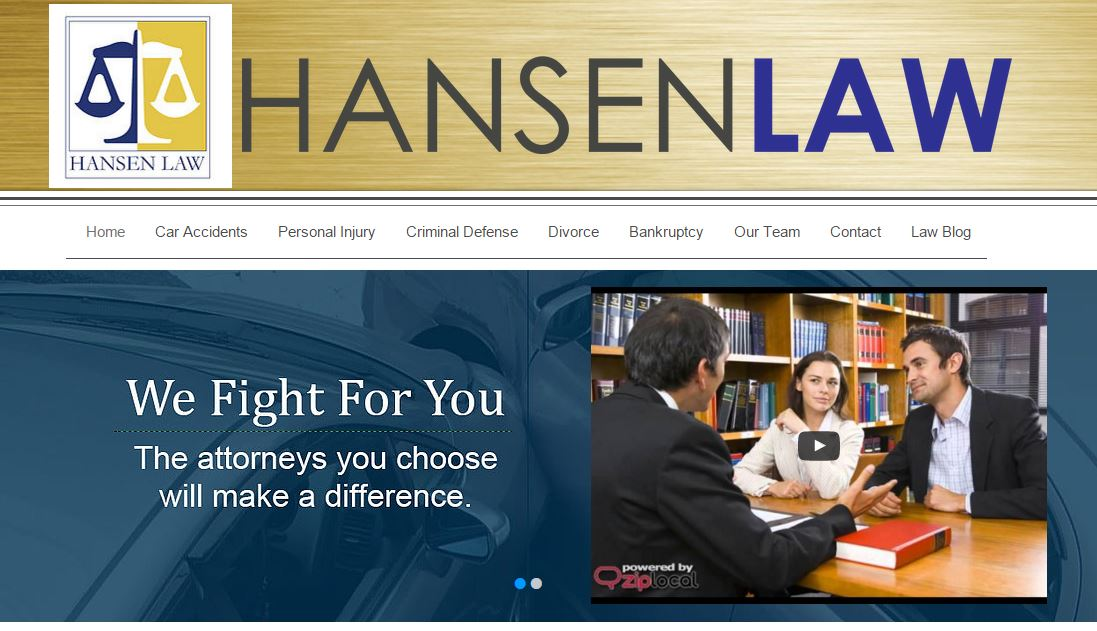 Attorney Website Design | Newberg Oregon