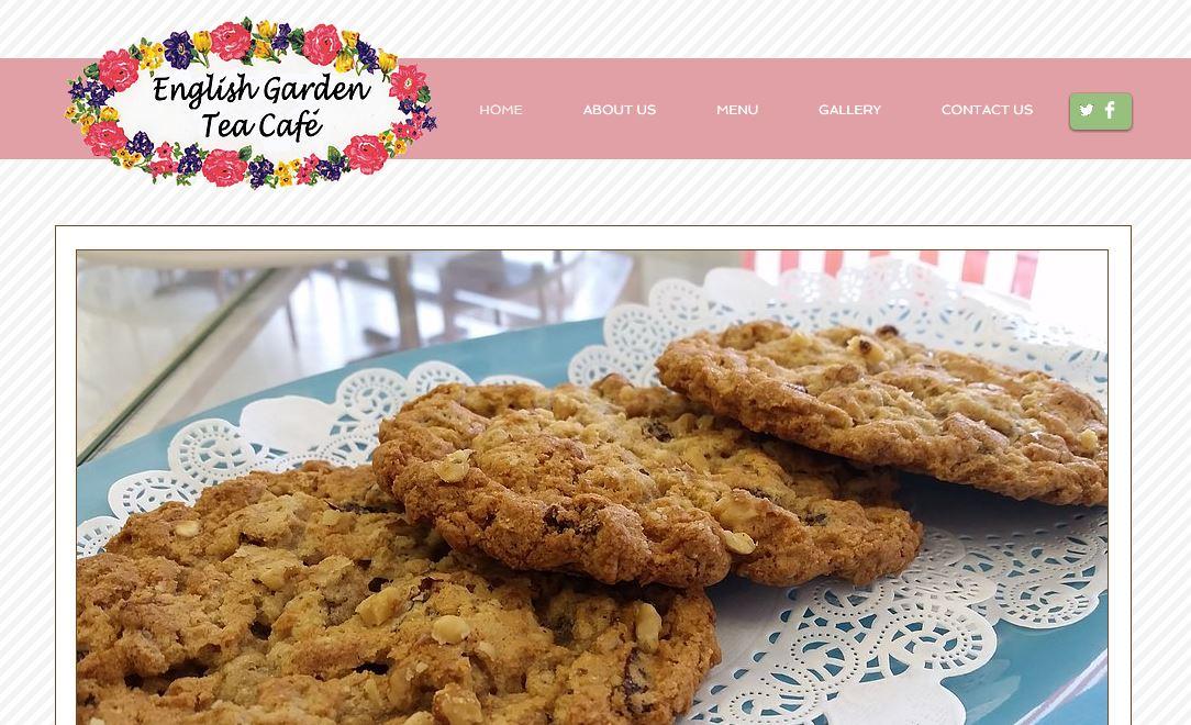 Cafe Website Design | Clackamas Oregon