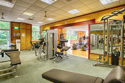 Gym at Woodlands Leisure