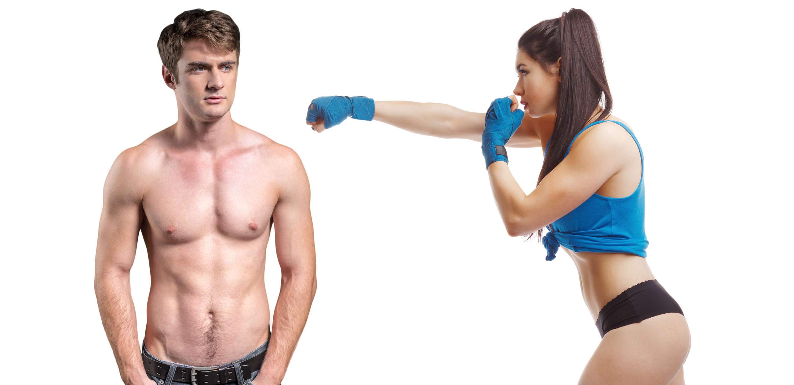 How to quickly gain muscle mass girl
