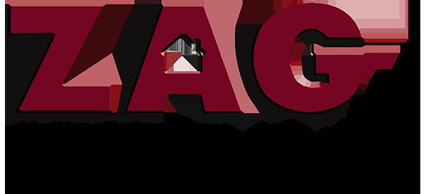 Zag Built Logo