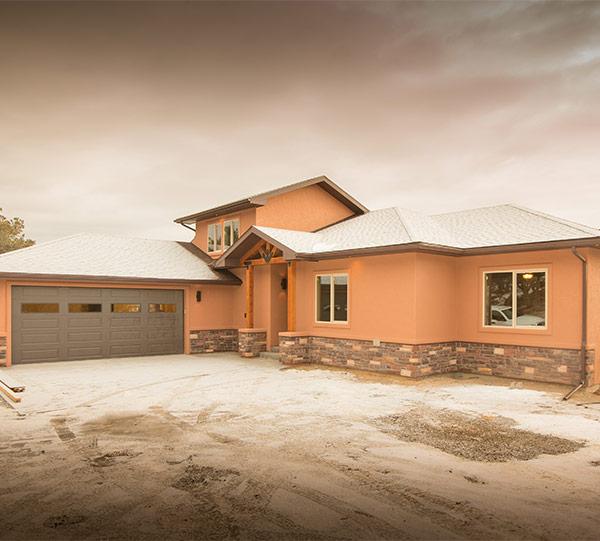 Custom Built Home