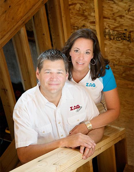 Mike & Peggy Zagrzebski