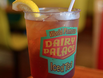 Photo of iced tea