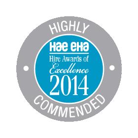 HAE Safehire Company of the year 2014