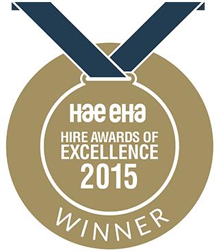Hire Association Europe - Award Winners
