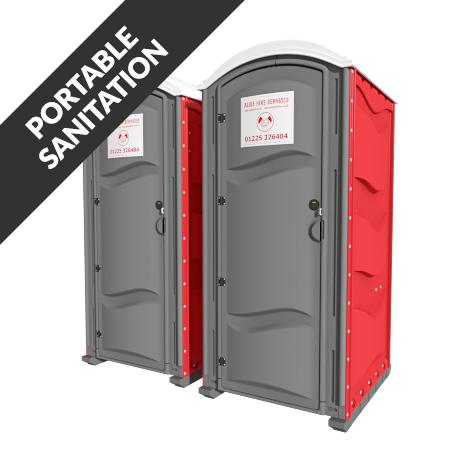 Portable toilet and welfare unit hire Filton