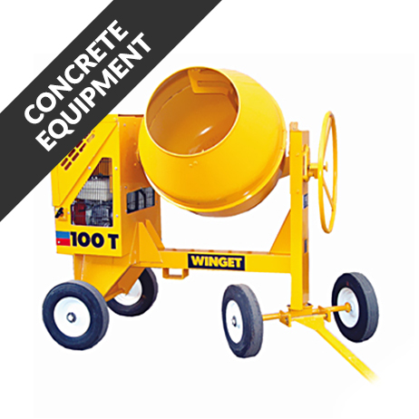 Cement Mixers, Floats and Poker Hire Thornbury