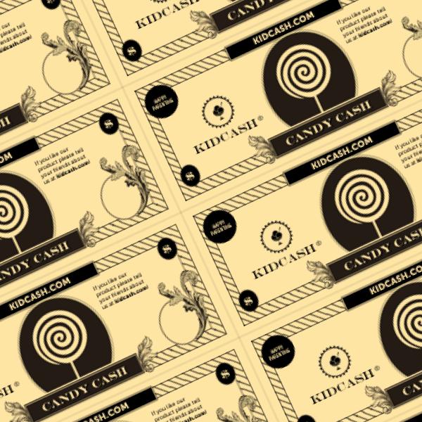 gift cash - Teach kids money, focus, discipline and more with Kid Cash
