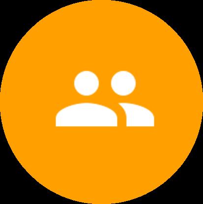 Bewerber auswählen - Icon