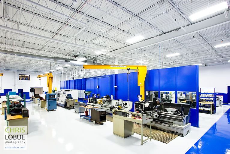 industrial skf aerospace sealing solutions elgin il - photography - Chris Lo Bue Photography
