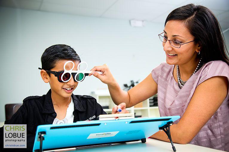 NJ optometrist practice - Chris Lo Bue Commercial Photography