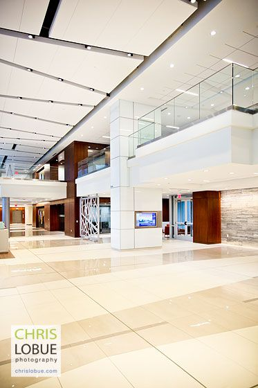 Office Building Interior Photography - Philadelphia PA - Chris Lo Bue Photography